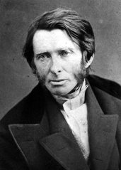 John Ruskin in the 1850s