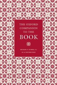 Oxford Companion to the Book