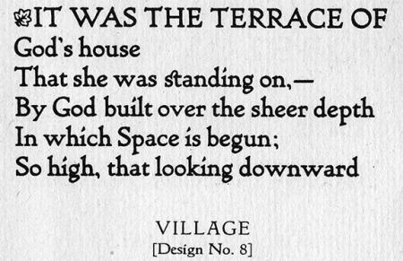 Village Type