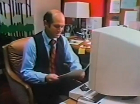Xerox 1979 TV Commercial