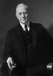 Portrait of Albert Blake Dick