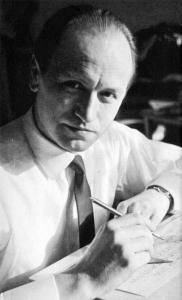 Hermann Zapf in 1960
