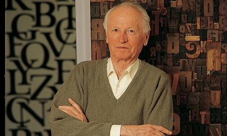 Hermann Zapf: November 8, 1918 – June 4, 2015