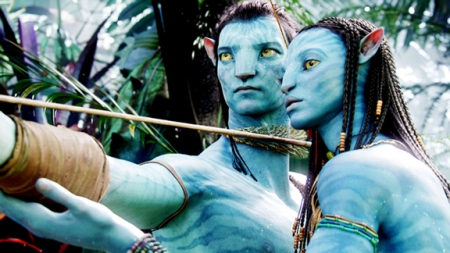 Scene from the 2009 movie Avatar