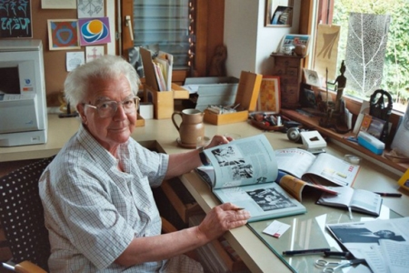 Adrian Frutiger: May 24, 1928 – September 10, 2015