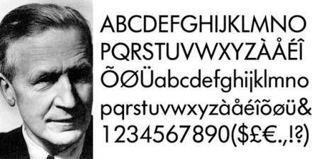 Paul Renner, Futura, 1927