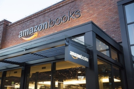 Amazon Books opened in Seattle on November 3, 2015