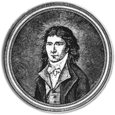 Engraving of Nicholas-Louis Robert: December 2, 1761–August 8, 1828