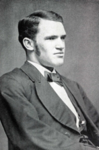 The young Melvil Dewey